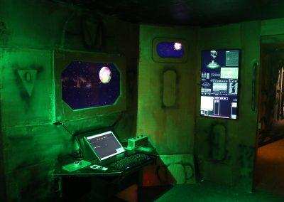 Twilight Zone-Space Ship 1